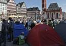 """Blockupy Frankfurt"", secondo giorno"