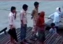 Il naufragio sul fiume Brahmaputra