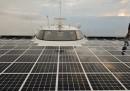 La prima nave a energia solare che ha fatto il giro del mondo