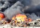 L'attentato in Siria