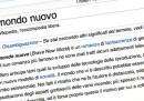 La verità e Wikipedia
