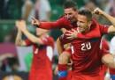 Repubblica Ceca-Polonia 1-0