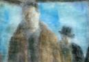 Blade Runner, fatto ad acquerello