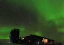 Tre anni di aurore boreali