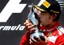 Gli ultimi due giri del Gran Premio di Spagna
