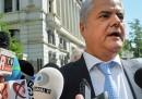 L'ex primo ministro rumeno Adrian Nastase ha tentato il suicidio