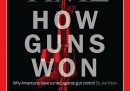 13 copertine di Time sulle armi negli Stati Uniti