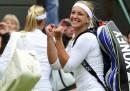 Sabine Lisicki ha eliminato Maria Sharapova da Wimbledon