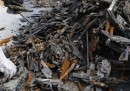 Le armi confiscate e distrutte in Brasile