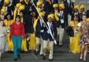 La donna imbucata nella delegazione indiana alle Olimpiadi