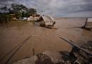 Le alluvioni in Russia