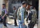 L'esercito siriano assedia Aleppo