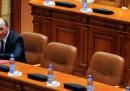 L'impeachment del presidente rumeno