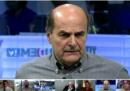 Bersani intervistato online