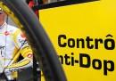 Il Tour de France e il doping