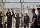 Le violenze contro gli immigrati in Grecia