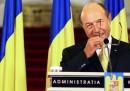Il governo della Romania vuole destituire il presidente della Romania