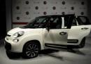 La nuova Fiat 500L