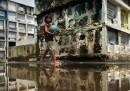 Cimiteri abitati, nelle Filippine
