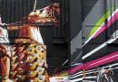 Il festival di street art di Bristol