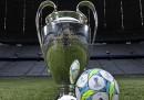 Il sorteggio della Champions League