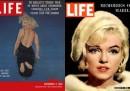 10 copertine di Life su Marilyn Monroe