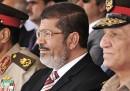 Il presidente egiziano ha rimosso i vertici dell'esercito