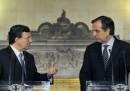 Trovato l'accordo per nuovi tagli in Grecia