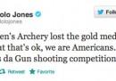 Le Olimpiadi e Twitter