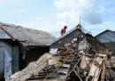 Le foto dalle Filippine, dopo il terremoto