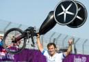 L'oro di Alex Zanardi alle Paralimpiadi