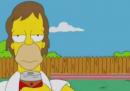 39 anni di Homer in un certo numero di autoscatti