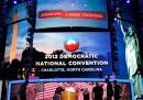 E domani la Convention democratica