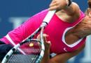 Sara Errani alla semifinale degli US Open