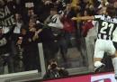 Juventus-Roma 4-1
