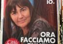 I manifesti di Renata Polverini