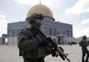 Scontri sulla Spianata delle Moschee