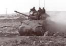 La storia della guerra dello Yom Kippur