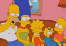 Il concorso per inventare una gag del divano dei Simpson