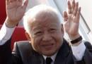 La vita di Norodom Sihanouk