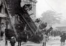 L'incidente a Montparnasse nel 1895
