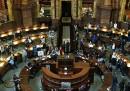 In visita alla Library of Congress