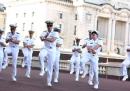 I corpi militari americani si sfidano a Gangnam Style