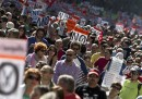 Le grandi manifestazioni in Spagna