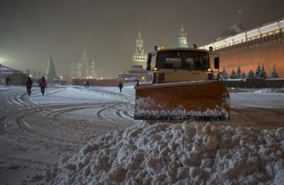 Neve a Mosca