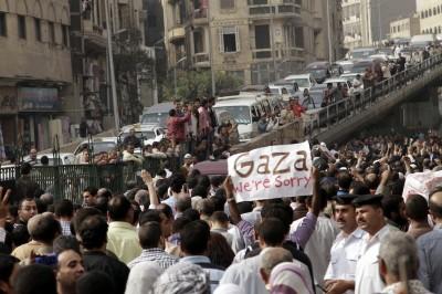 Piazza Tahrir, Il Cairo, Egitto