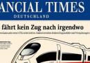 La crisi dei giornali tedeschi