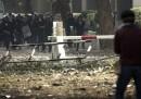 Continuano le proteste al Cairo