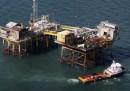 L'incidente nel Golfo del Messico