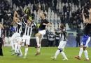 Juventus-Chelsea 3-0